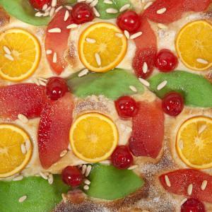 Brioix de fruita confitada