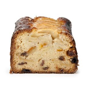 Plum-cake de poma